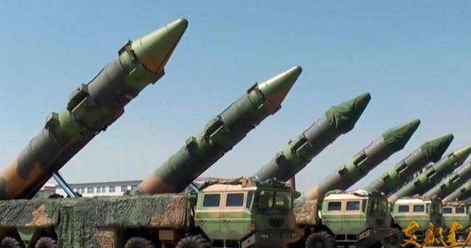 终于对美动手了!中囯2O枚导弹齐发,西方集体沉默