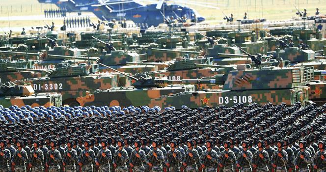 西方:中国解放军只是看起来厉害!专家:要不试试?