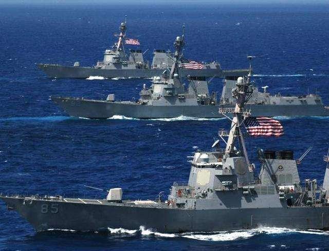 美国12艘航母能打遍天下无敌手?只有这国能遏制住