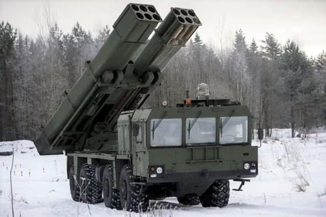 继中国之后 俄罗斯也把远程火箭炮装箱了 威力堪比弹道导弹