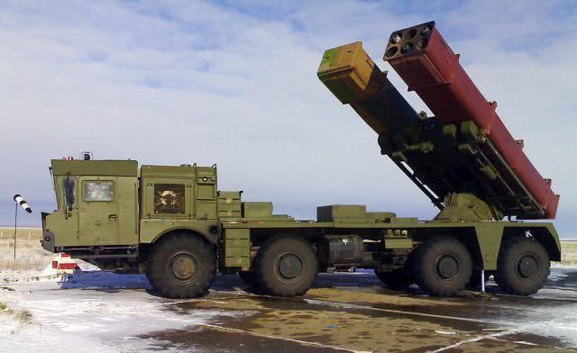 继中国之后,俄罗斯也把远程火箭炮装箱了,威力堪比弹道导弹