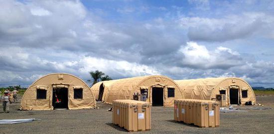 从火神山医院到移动和电站 军事如何引领模块技术