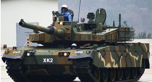 韩国春风得意时!波兰采购近千辆K2坦克,网友:家里放得下?