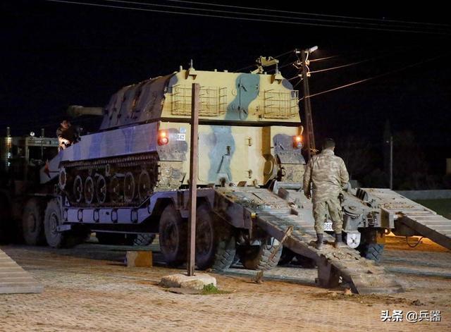 土耳其200辆战车,杀入叙利亚境内!美国却拉偏架,威胁叙政府