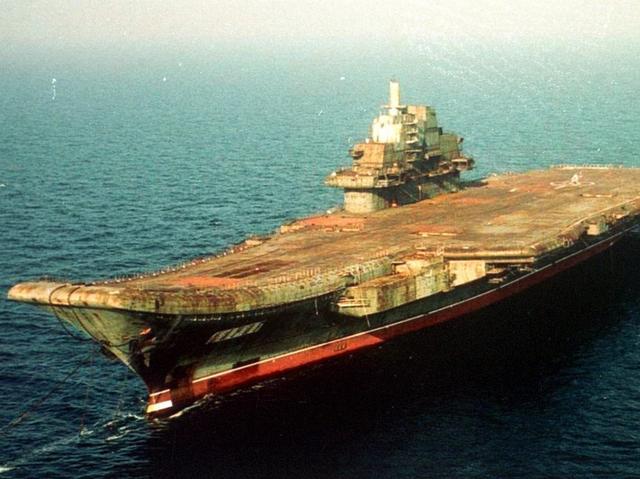 """土耳其当初拦截瓦良格号,要求缴纳""""保护费"""",希腊出手后松口"""