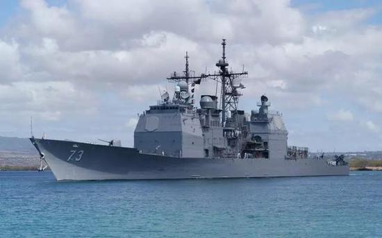 国人振奋!中国航母编队防空战力基本和美军平齐