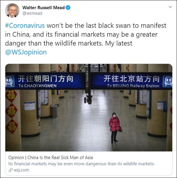美妄称中国是东亚病夫 华春莹怒斥:这么说不觉得羞愧