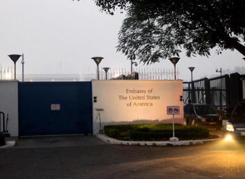 5岁女童在美驻印度使馆内遭强暴 25岁嫌犯被捕