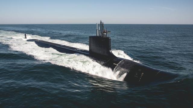 美海军打算在核潜艇上装激光炮,到底有什么秘密用途?