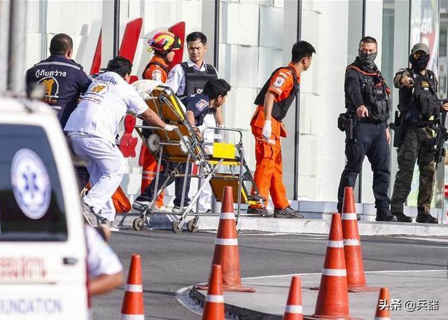 泰国枪击案死亡人数飙升!惨烈程度触目惊心,军方承认需亡羊补牢