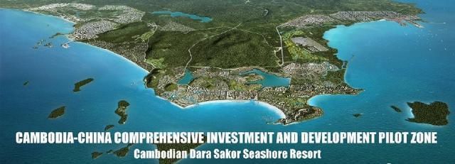 柬埔寨转让关键港口,马六甲失去作用,困扰多年难题解决