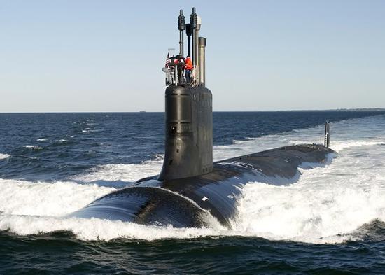 美海军变更预算需求 用神盾舰替换核潜艇