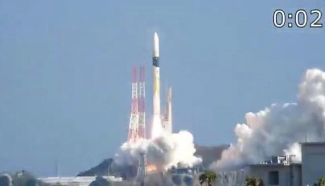 日本又发射一枚间谍卫星监视朝鲜,此前已有7颗在轨