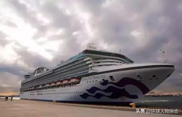 """确诊人数再翻番!海上隔离3700人,这艘豪华邮轮成了""""漂浮的恐怖监狱"""""""