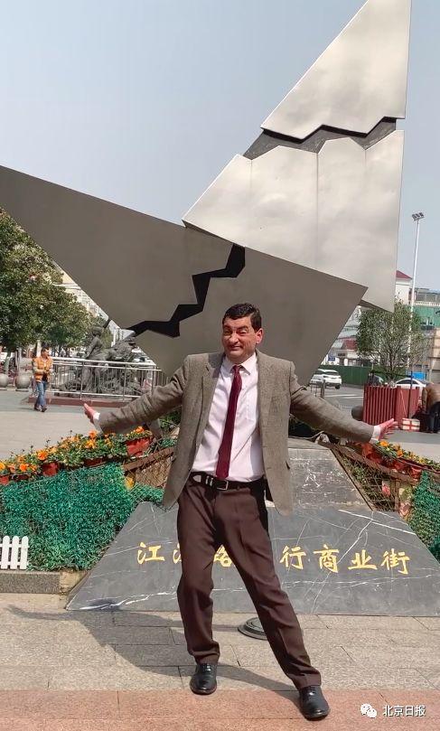 封城前夕,这位英国人选择独自留在武汉