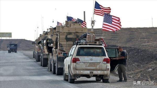 美军竟向叙利亚平民开枪,打死少年!俄军到场,老美赶紧趁机开溜