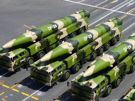 """美司令质疑中国核武""""承诺"""" 俄专家回应:轮不到你问"""