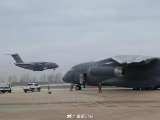 运-20大规模驰援武汉,央视直播披露8大细节