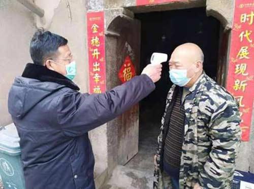 村民@村书记这样说......,硬核!武汉3000人村无感染
