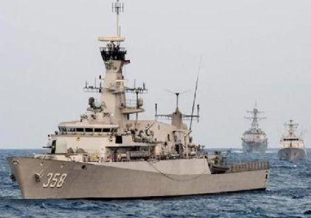 执意出兵,印尼海军失算了,中方军舰不再手软