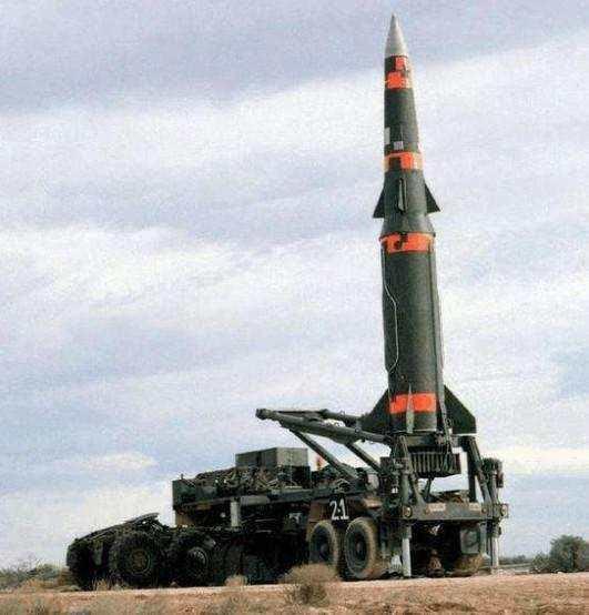 美国防长说了   新研制的中程弹道导弹    将针对中国部署