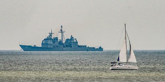 美海军的危机感来了 面对055只能在阿利伯克上下功夫
