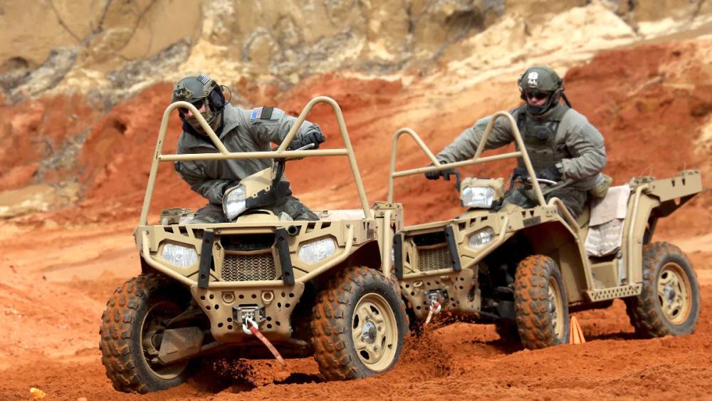 美特种部队开始关注中国地下设施 释放一大危险信号!