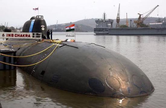 不差钱!印度30亿美元租俄罗斯核潜艇,如果被击沉该赔多少钱?