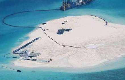 应对挑衅!2架战机部署永暑岛,南沙海域又有新动向