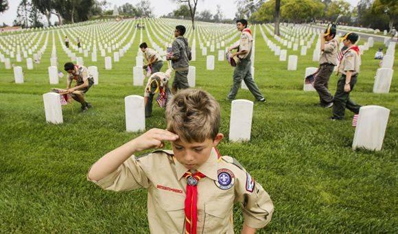 童子军的灭亡,是美国基督教文化衰败的冰山一角