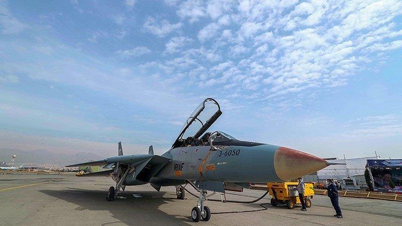 伊朗展示多架大修完工战斗机 古董级F-14再度亮相
