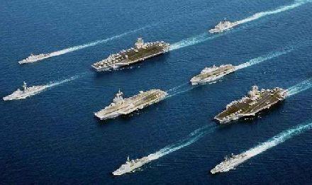 中国强硬出手!家门口不容撒野,美航母南海遭围观