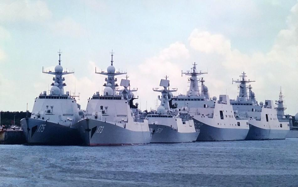 印扣押中国货轮后,我海军现身孟加拉国,警告明显
