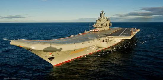 俄海军推迟大型舰艇建造计划 但坚持修复航母