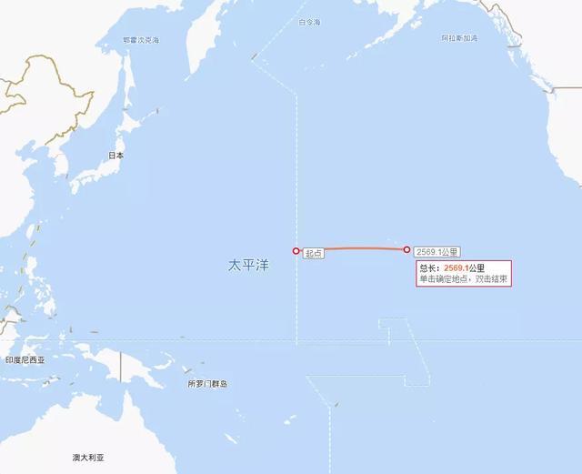 来而不往非礼也!中国海军战备状态逼近夏威夷?几个细节得知道