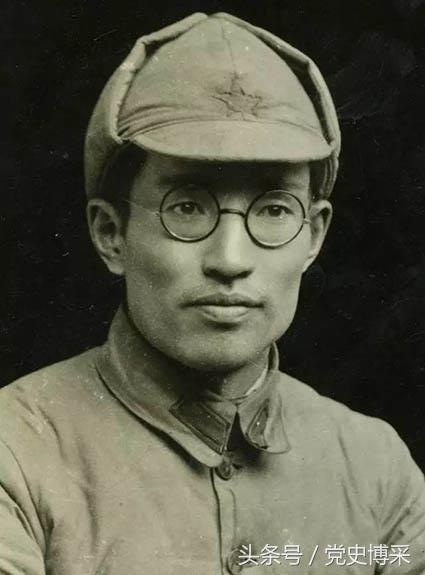 朱瑞:毛泽东眼中的中国炮兵元帅,牺牲在解放战争的我军最高将领