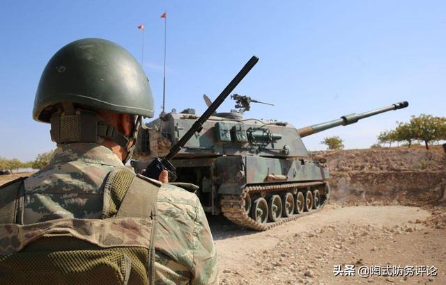 """土耳其军队遭遇""""美械诅咒"""" 败仗连连,魂不附体!插图"""