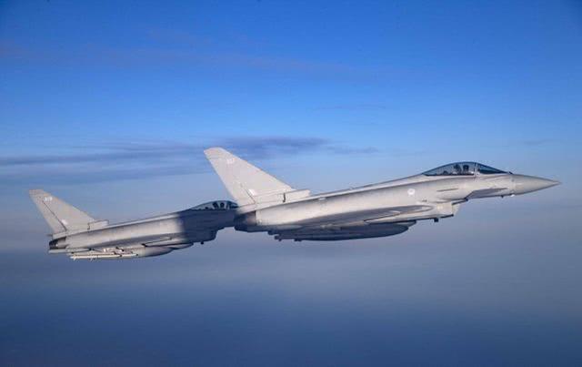 """英军称紧急出动战机应对俄""""轰炸机"""",俄军:是反潜机啊"""