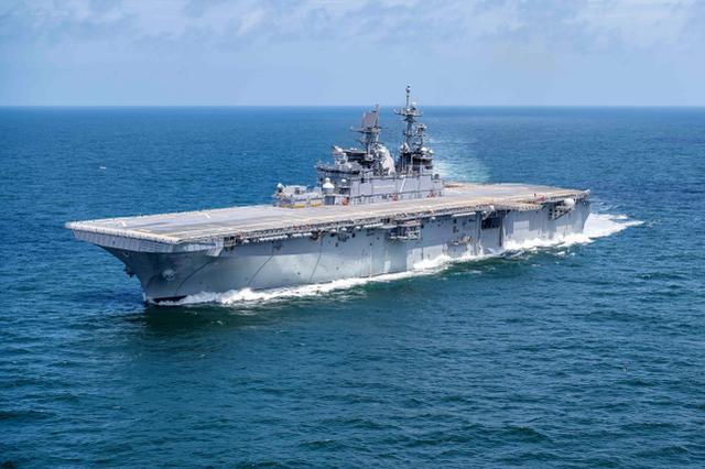 美国海军研究所:两栖作战力量不达到这个规模,没法跟中俄对抗