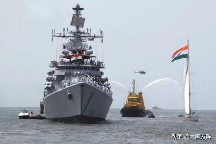 抱紧美国大腿后,印度首次对南海表态:反对中方准则