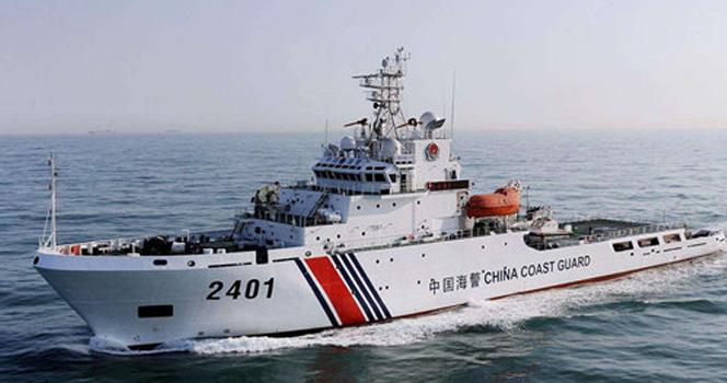 马来西亚在南海非法作业,7公里外中方海警果断出手