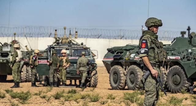 紧张局势升级,俄宪兵部队进驻叙利亚战略重镇萨拉奇布