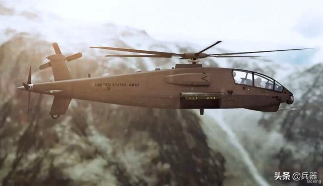 世界第1的武装侦察直升机,新设计曝光!最顶尖战机公司全力奉献