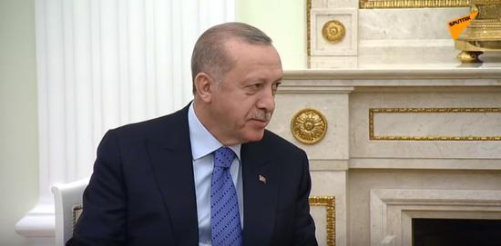 站着说话不腰疼?土军叙利亚动手后 埃尔多安拜访普京