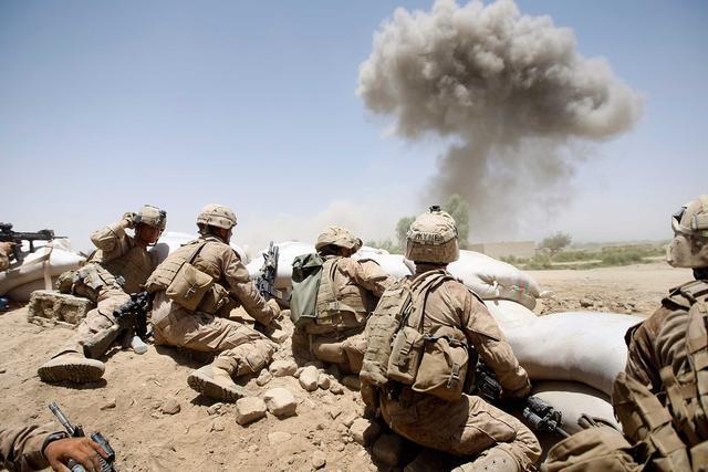 中方呼吁驻阿外军队有序撤出 莫给恐怖组织任何复苏机会