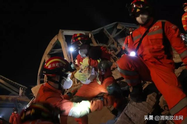 已救出47人!福建泉州一快捷酒店发生坍塌事故 800余人参与救援