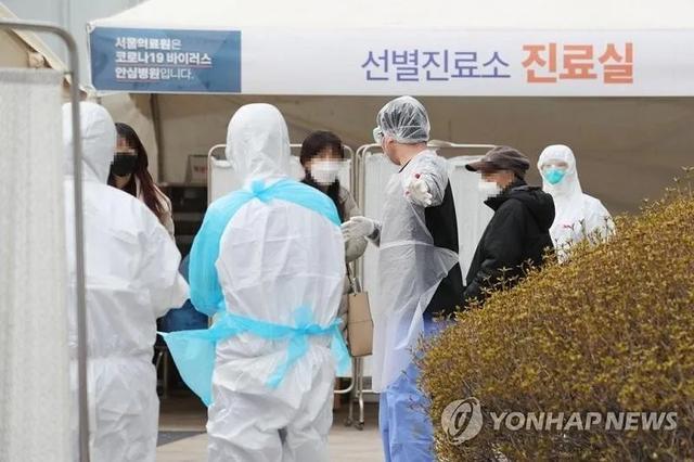 突破7000例,韩国疫情加剧,中方再支援