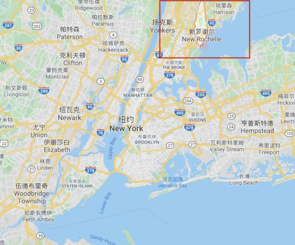 纽约确诊人数一夜近翻倍:郊区设隔离区,国民警卫队进驻
