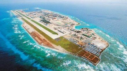 美国警告:如果想参加军事演习,中国四年内不得建岛