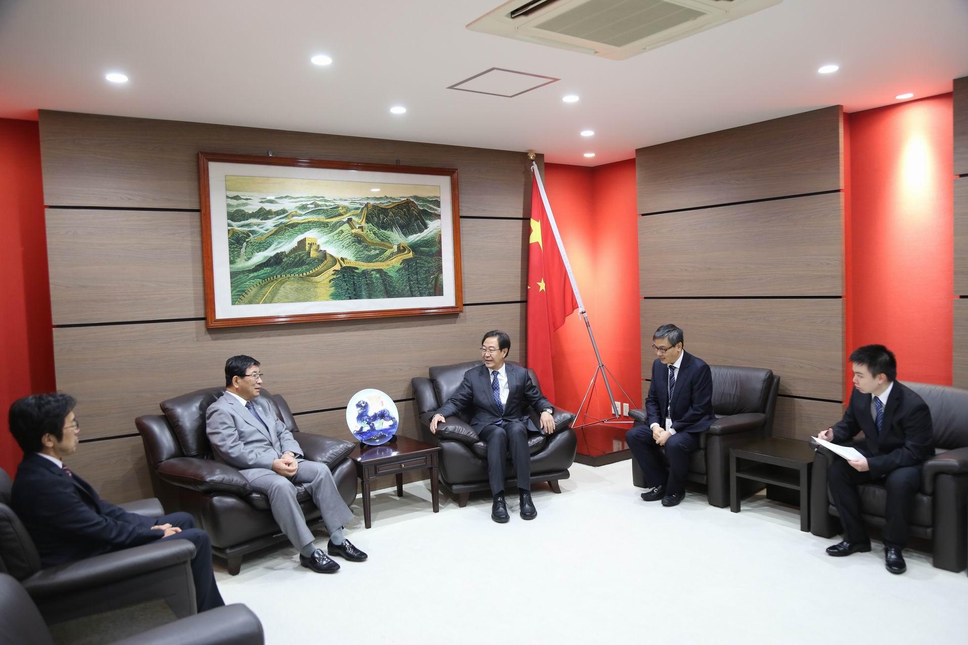 中国向日本医院捐赠物资:感谢全力救治中国确诊公民!